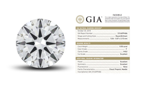 Diamond 0,50 ct